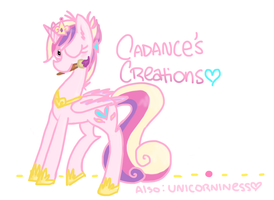 Cadance's Creations by Unicorniness