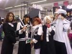 Another D. Gray Man cosplay by sakura0214