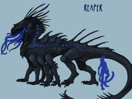 Reaper by ToothyBeastie