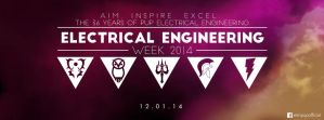 Electrical Engineering Week Cover Photo by rafael-graphics