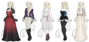 More Aria outfits, because I can't stop. by danielleclaire