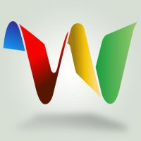 Google Wave Logo Dock Icon by Cameron-Schuyler