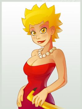 Lisa Simpson by mastermead