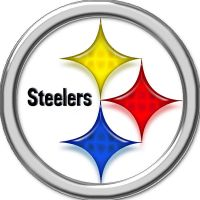 Steelers Logo Classic by HowlingWolf79