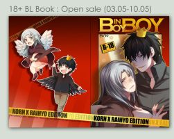 +YAOI BOOK - OPEN SALE + by goku-no-baka