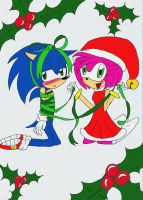 All that Amy wants for Christmas by Maxime-Loonatic