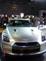 Nissan GT-R by thorofchaos