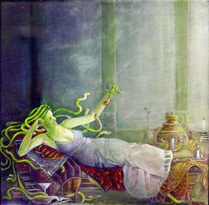 Medusa, Mice and Cocktail
