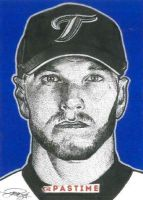Roy Halladay by JRosales1