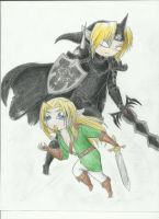 Chibi Links!!! by Remthedeathgoddess
