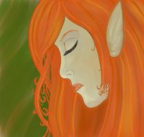 The Dryad by Nicolaas-G