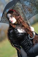 Gothic Lace by DanielleFioreModel