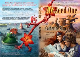 FireSeed One book cover and design by jaymontgomery