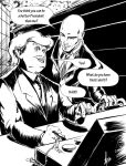 Luthor and Trump by josephx83