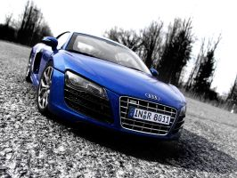 Audi R8 V10 No.1 by FordGT