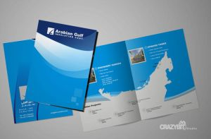 Brochure Visualization by crazybito