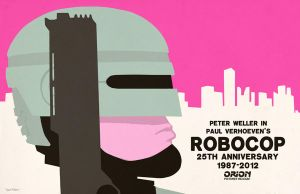 RoboCop 25th Anniversary by Hartter