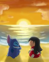Ohana forever by unknownlifeform