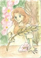 Arietty ACEO by RoadZero