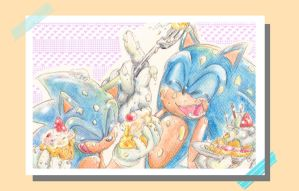 Happy Birthday SONIC 2011 by bbpopococo
