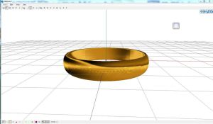 The One Ring, now for MMD by Himura-mako
