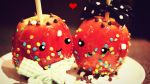 Candy Apple Love by blissandbirds