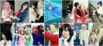 Cosplay year: 2015 by ryouism