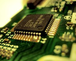 Integrated circuit - I by MD-Arts