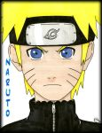 Naruto Uzumaki by Oskar-Draws