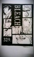 Bleach 329. by Axelroxsox