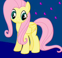 Fluttershy Wallpaper 2 by FluttershyAdorable