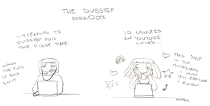 SK17: The Dubstep Paradox by misspepita
