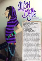 Addison Brigale (profile) by vanityxxinsanity