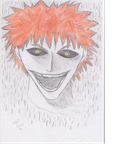 Hollow Ichigo by Dudereaper40