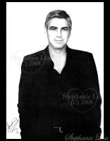 Mr.Clooney by baremywords