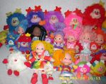 Rainbow Brite /Regina Regenbogen 2012 Collection B by kratosisy