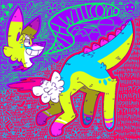 DECAPITATION DOG HELL by seraphimous