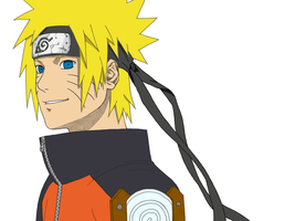 Adult Naruto by MajesticSnoozer