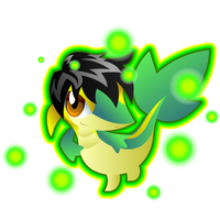 R: Browntown-Snivy by AlyssaC-12