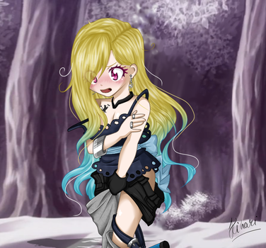 |Fairy Tail Edit| Hikari age regression ( ... ) by Furrashu-no-Hikari