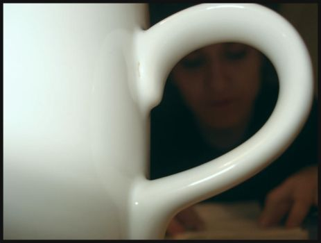cup of coffee by iLoveKats