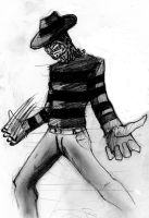 Fred Krueger: MTVs MADE by DeviantBoss