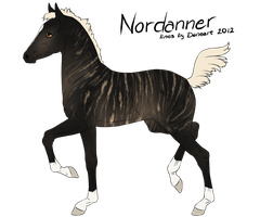 4308 Foal Design by PaintingKoda