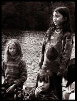The River Children by silxy