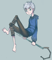 Jack Frost by LokiDokee