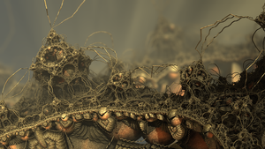 Monsters of Fractal by hypex2772