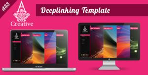 A-Creative Deeplinking AS3 Template by flashdo