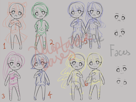[P2U BASES] Adoptables PK 2 by sportsbaes