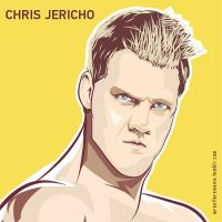 Chris Jericho by chaotic-color
