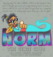Norm the Genie Club by Norm-The-Genie